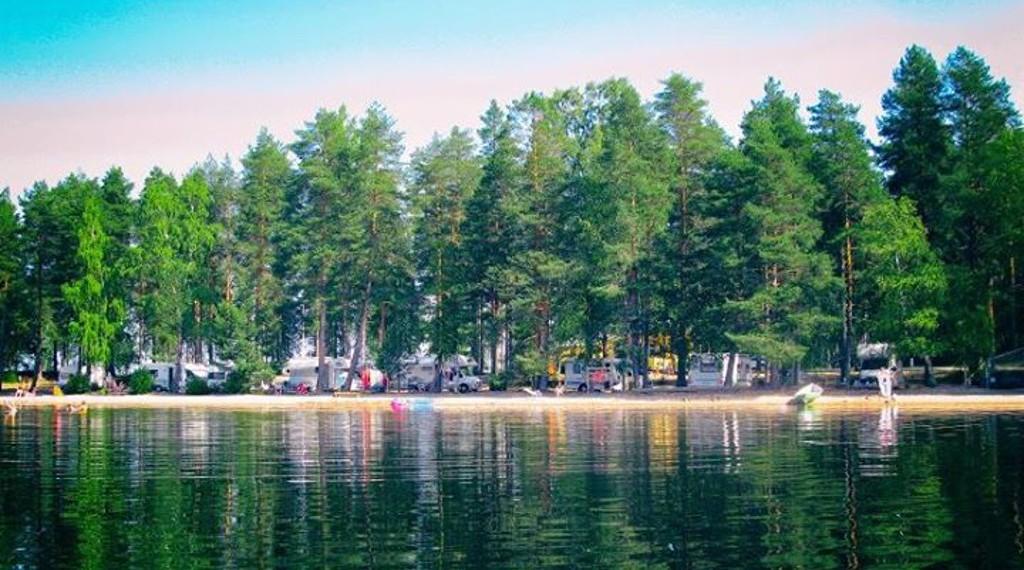 Papinniemi Camping