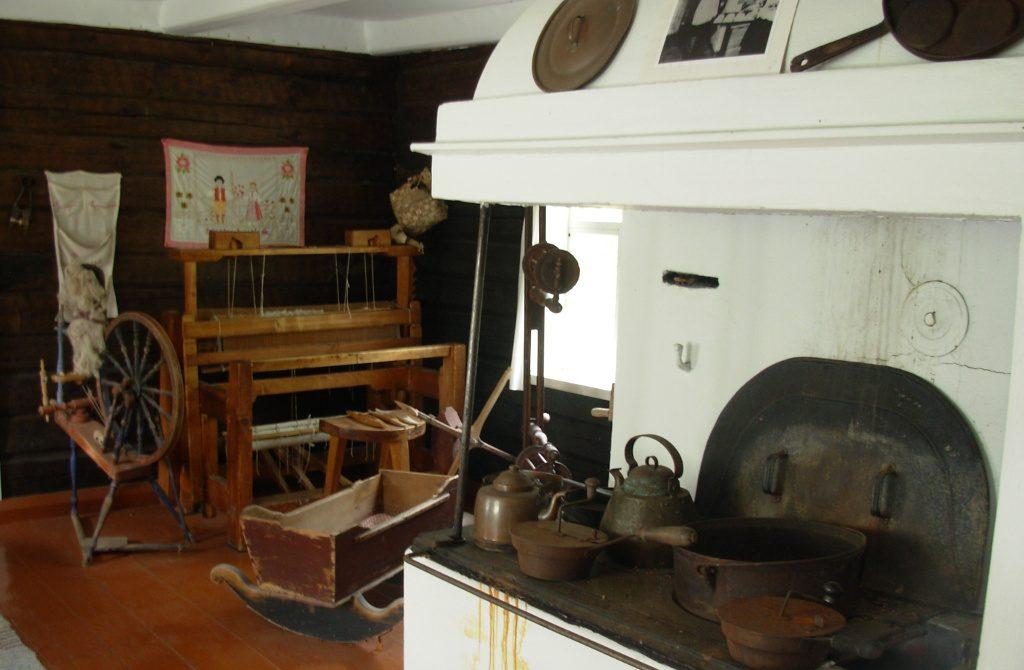 Parikkala Local History Museum, Hauta-Olli's Cottage